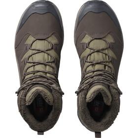 Salomon Quest Winter GTX Shoes Men bungee cord/delicioso/black